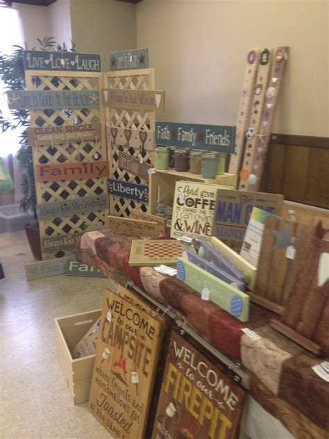 wood scow image result for craft booth display ideas for wood signs