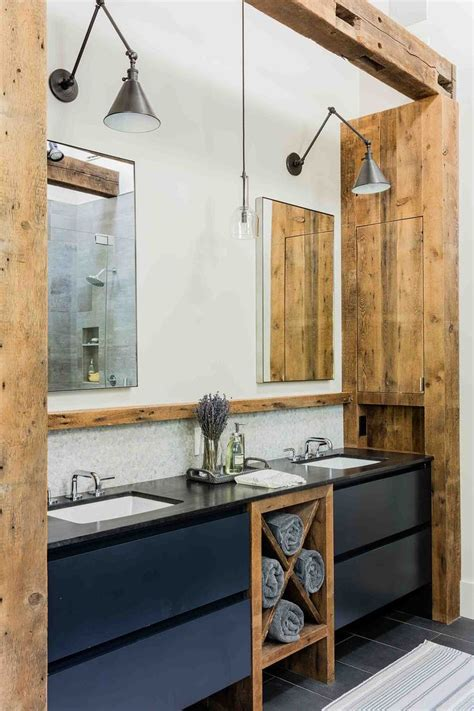 Rustic Modern Vanity Lighting 17 Best Images About Bathrooms On Contemporary Bathrooms Ux Ui Designer And