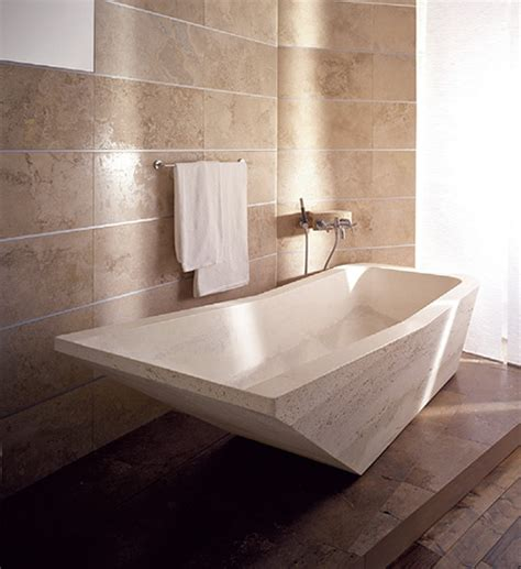 natural stone bathtubs travertine bathtubs by vaselli marmi beach boat and