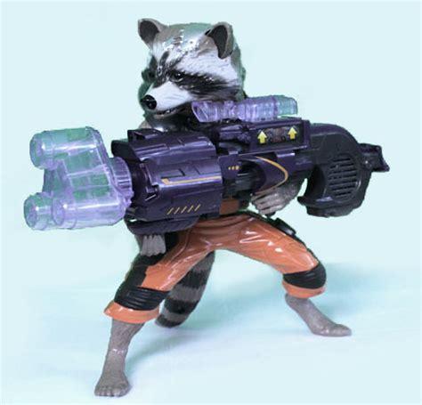 Rocket Raccoon 02 guardians of the galaxy big blastin rocket raccoon