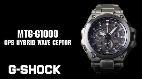 casio  shock mt  mtg  product video youtube