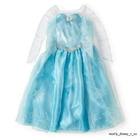 Elsa Dress 2 by New Disney Frozen Princess Elsa Costume Gown Dress 2 3