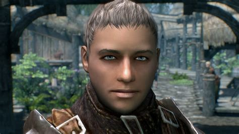 skyrim male hair mod steam community guide how to create cute character