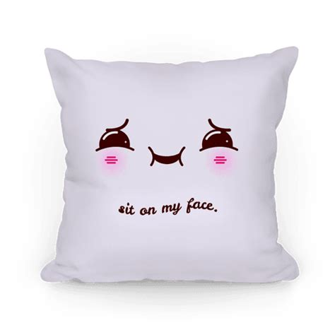 Pillows To Sit On by Sit On Pillows Human