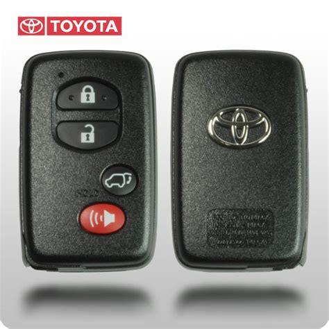 Toyota Smart Key Toyota Highlander Limited 2007 2014 4 Btn Smart Key Oem