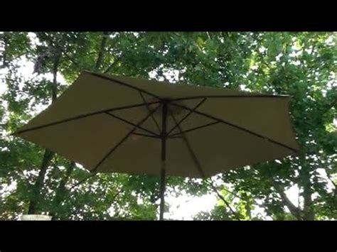 How To Fix A Patio Umbrella How To Repair A Broken Patio Umbrella Arm With Copper Pipe