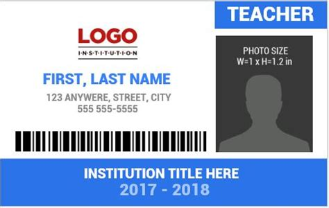 2014 2015 free homeschool teacher and student id cards enchanted