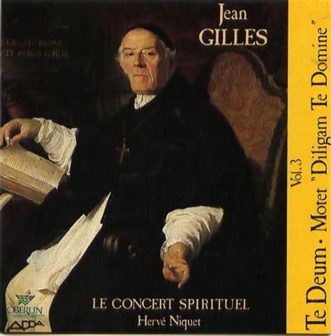 Newolde Com Jean Gilles 1668 1705