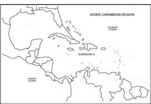 blank map of us and central america blank map central america and caribbean sketch coloring