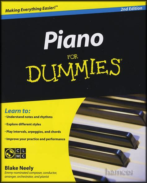 how to a for dummies piano for dummies learn how to play method for beginners sheet book ebay