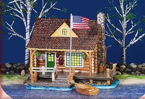 Cabin Department by Grandpap S Cabin New Department Dept 56 Snow Sv