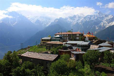 kinnaur tourism  himachal pradesh top places