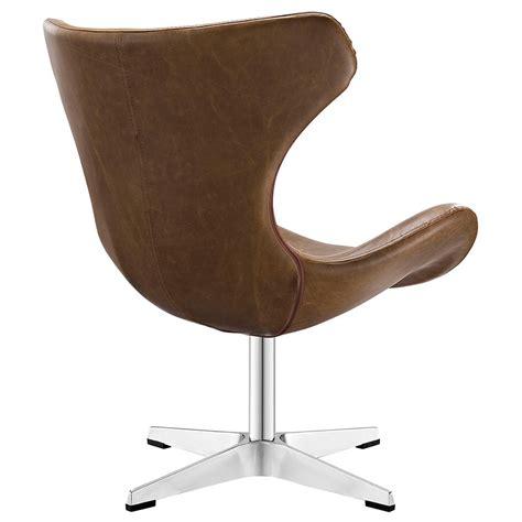 Brown Lounge Chair by Hton Modern Brown Lounge Chair Eurway Modern