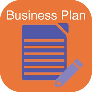 business plan template for app business plan start startup android apps on play
