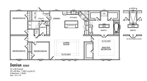 oak creek homes floor plans floorplans oak creek homes