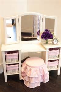 Makeup Vanity For Toddlers Pin By Loraine Vanhoozier On Home Projects
