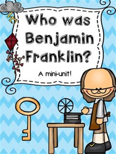 Book Reports On Benjamin Franklin by A Benjamin Franklin Three Graphic Organizers