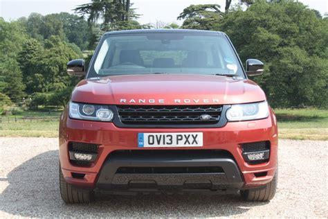 range rover front driven 2014 range rover sport