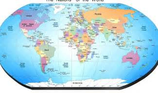 Free World Map by Political Map Of The World Printable Pictures 2