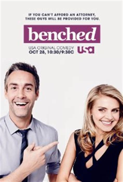 tv series benched benched dvd release date