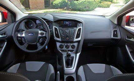 best auto repair manual 2012 ford focus instrument cluster 2012 ford focus se long term road test review car and driver