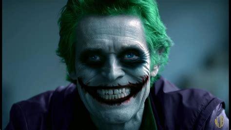 joker  teaser trailer  willem dafoe martin