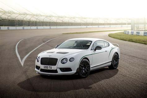 bentley continental gt3 r puts premium on performance