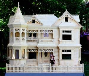 Victorian House Plans Free victorian barbie 174 house woodworking plan forest street designs