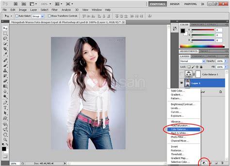 desain cinta indonesia mengubah warna foto dengan cepat di photoshop 1 album