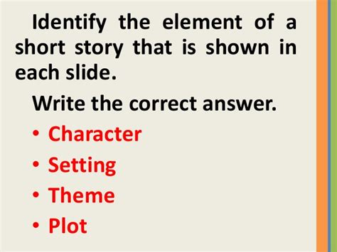 identifying themes in short stories 5 setting harvest time in quezon