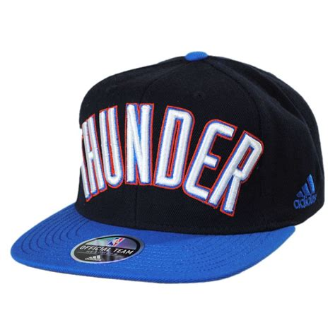 Snapback Adidas Baseball mitchell ness oklahoma city thunder nba adidas on court snapback baseball cap nba basketball caps