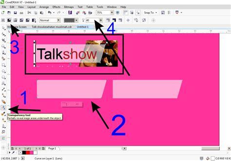 tutorial corel draw x5 membuat brosur tutorial membuat brosur seminar kesehatan dengan coreldraw