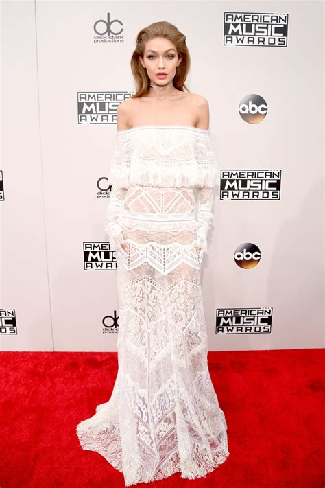 Trendwatch Sparkle In Silver Dresses At The Amas by Top 10 Impressive Looks On American Awards 2016