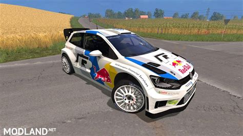 volkswagen polo modification parts vw polo wrc red bull mod for farming simulator 2015 15