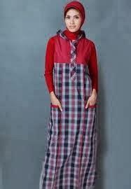 Gamis Anggunhijab Rk 027 trend model baju muslim gamis terbaru