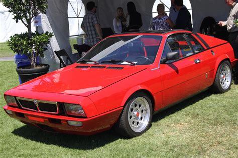 Lancia Montecarlo Lancia Montecarlo Turbo
