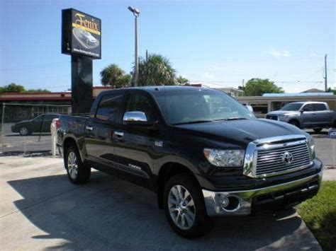 Used Toyota Tundra Crewmax 4x4 For Sale Used 2010 Toyota Tundra Platinum Crewmax 4x4 For Sale