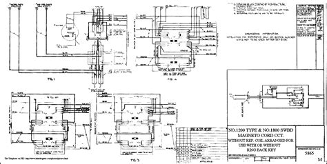 electric switch board diagram the telephone on prince edward island related links and