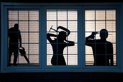 window silhouettes template spooky window silhouettes and other diy