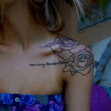 tattoo on shoulder youtube shoulder rose tattoo love this want tattoo ideas