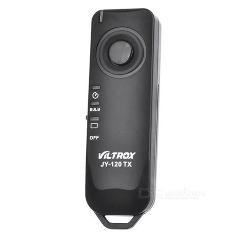 Termurah Viltrox Jy 120 Wireless Remote Shutter Controller For All 1 viltrox jy 120 c1 wireless shutter remote controller black free shipping dealextreme