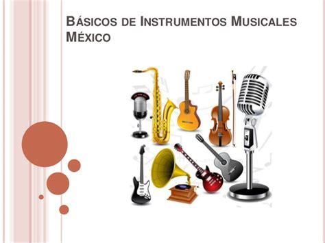 imagenes de instrumentos musicales zoña b 225 sicos de instrumentos musicales m 233 xico