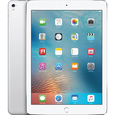 Pro Wifi Only apple 9 7 quot pro 32gb wi fi only silver mlmp2ll a