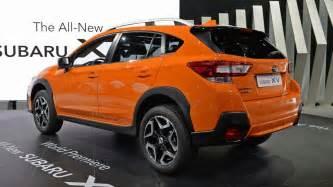 Crosstrek Interior Subaru Xv 2018 Foto 5 19 Allaguida