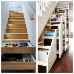 stair drawers house ideas