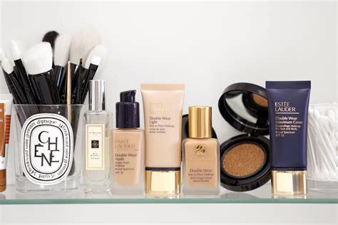 Estee Lauder Wear Foundation Review estee lauder wear foundation and concealer roundup