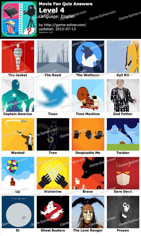 film quiz level 49 movie fan quiz level 4 game solver