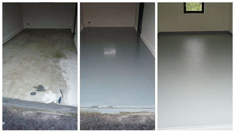 betonboden sanieren selbst garagenboden sanieren mit system die bodenbeschichter