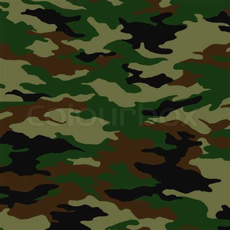 pattern camouflage vector camouflage pattern vector stock vector colourbox