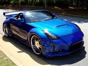 Nissan 370z Custom Custom Nissan 370z For Sale Wallpaper